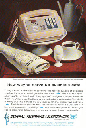 1962 General Telephone - Click Image to Close